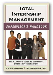 Total Internship Management: Supervisor's Handbook