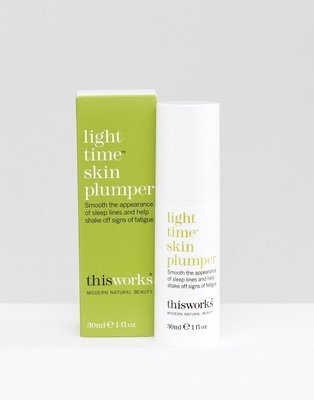 Voluminizador para piel Light Time de This Works: 30 ml