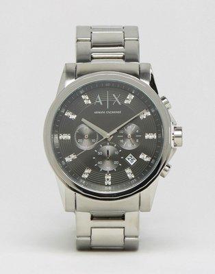 Reloj con correa de acero inoxidable AX2092 de Armani Exchange