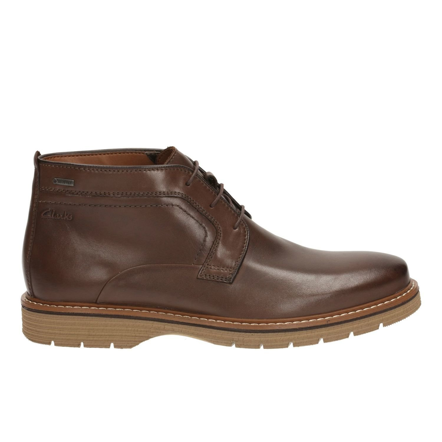 Botas Newkirk Up GTX Cuero Marron TN-2380502