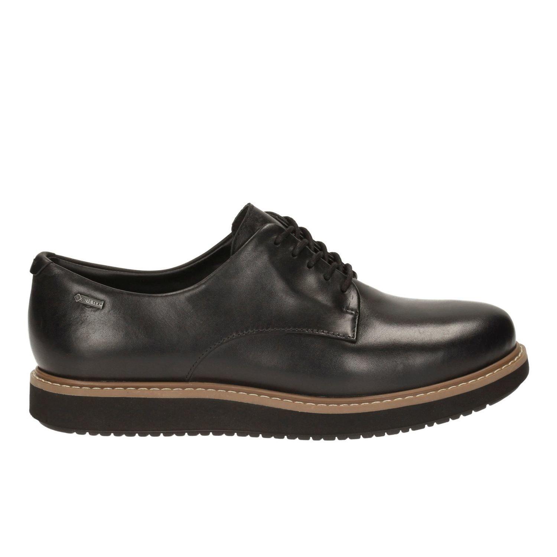 Zapatos GlickDarby GTX Cuero Negro TN-2380508
