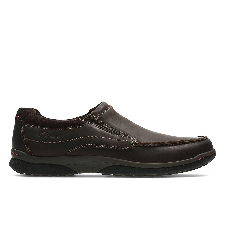 Zapatos Randle Free Cuero Marron Oscuro TN-2380208