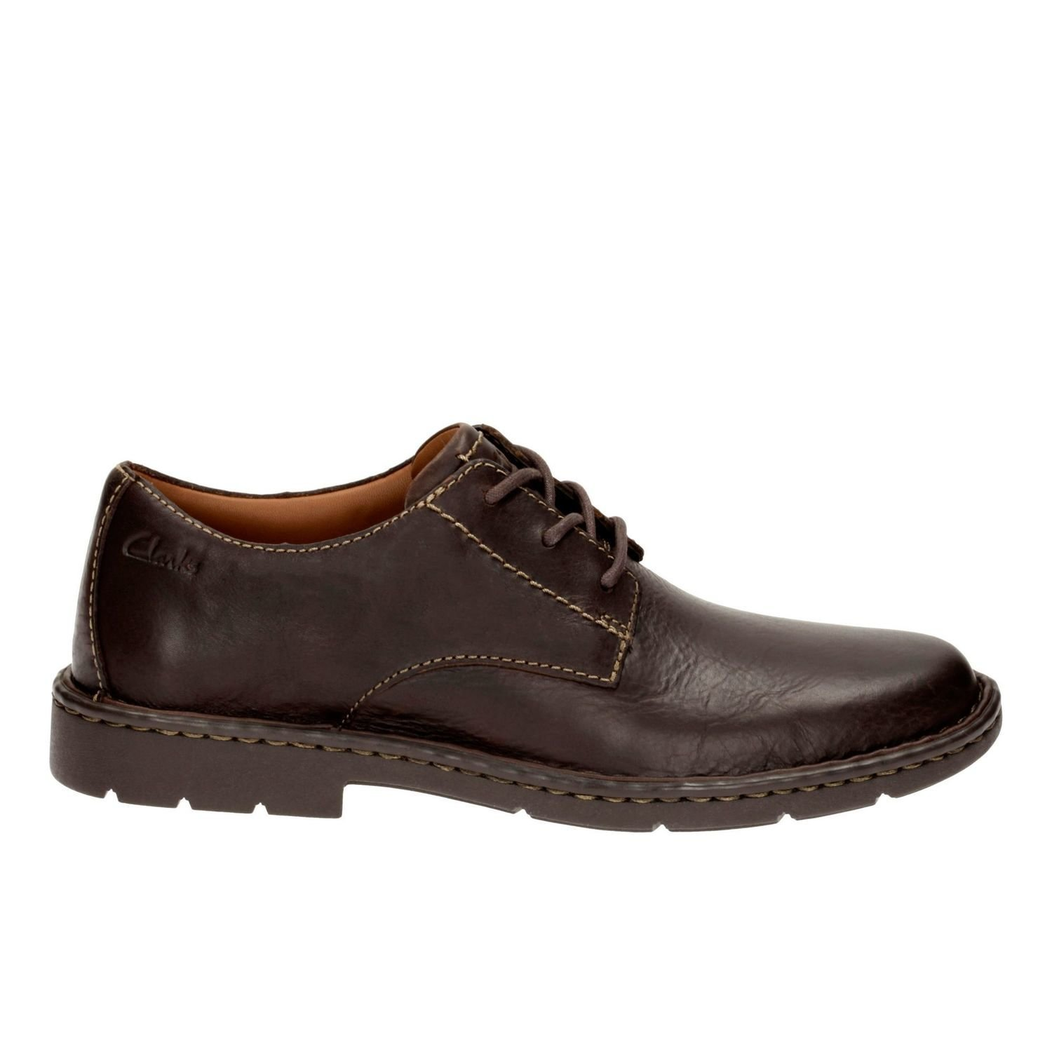Zapatos Stratton Way Cuero Marron TN-2380124
