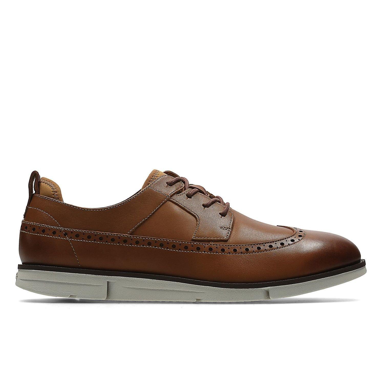 Zapatos Trigen Limit Cuero Cognac TN-2380412
