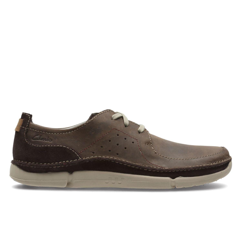 Zapatos Trikeyon Fly Cuero Marron TN-2380352