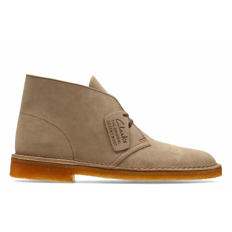 Botas Desert Boot Crema TN-2380075