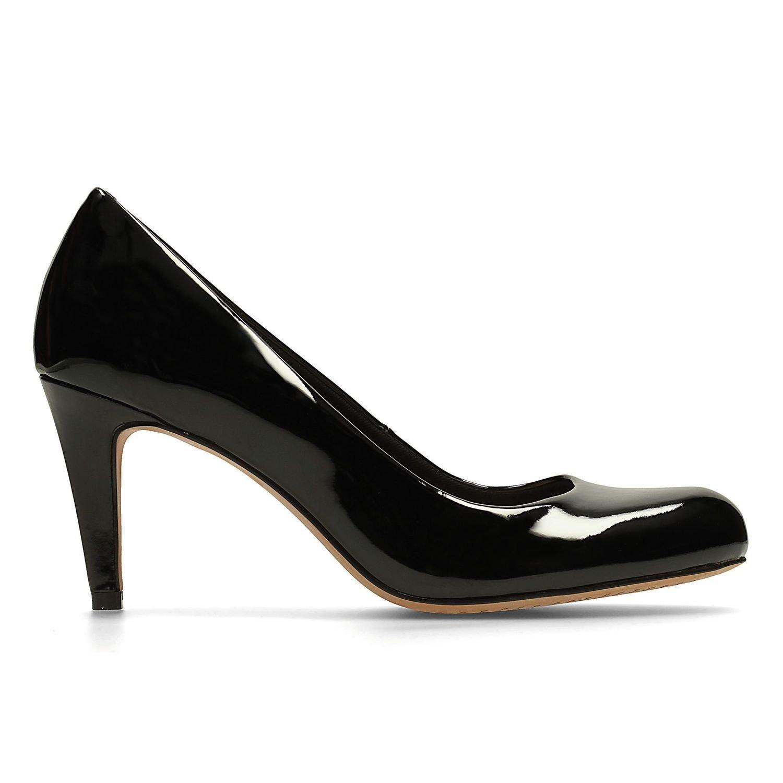 Zapatos Carlita Cove Charol Negro TN-2380459