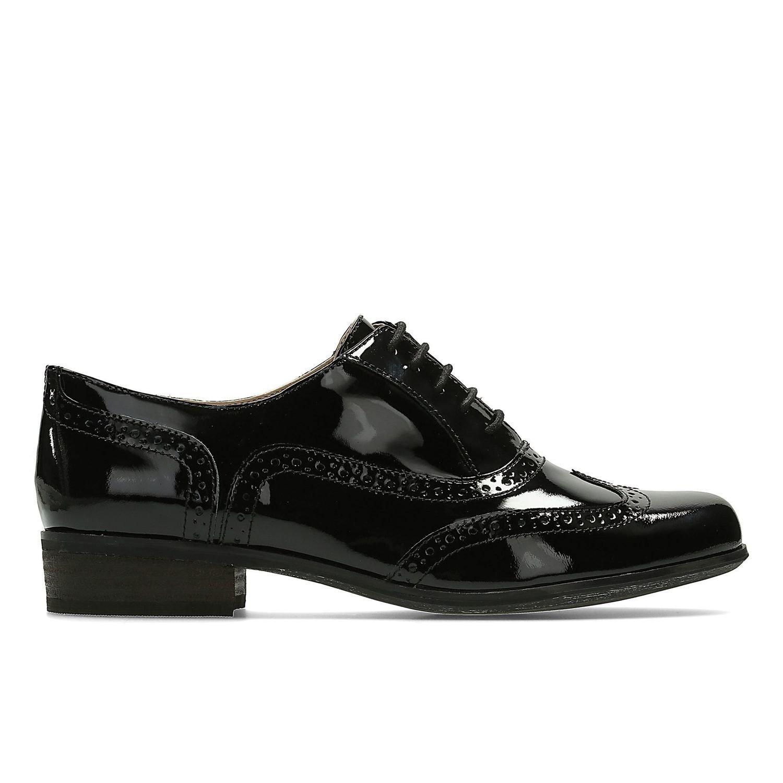 Zapatos Hamble Oak Charol Negro TN-2380315