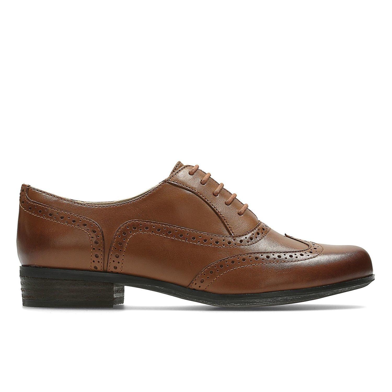 Zapatos Hamble Oak Cuero Marron Tostado Oscuro TN-2380123