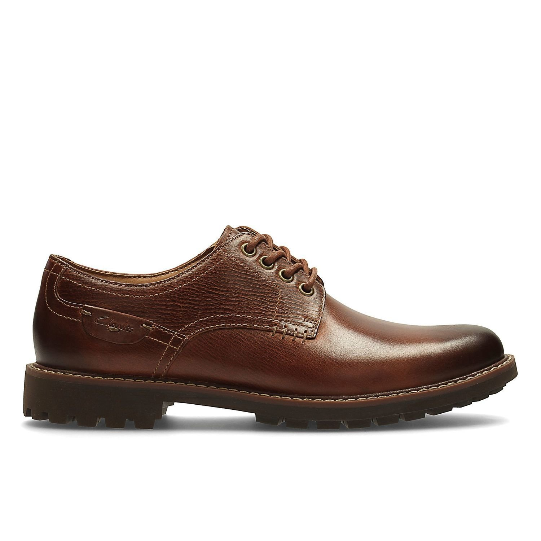 Zapatos Montacute Hall Cuero Marron Tostado Oscuro TN-2380111