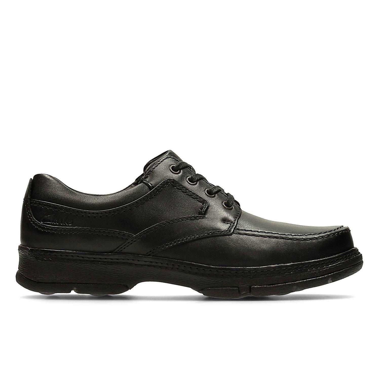 Zapatos Star Stride Cuero Negro TN-2380105