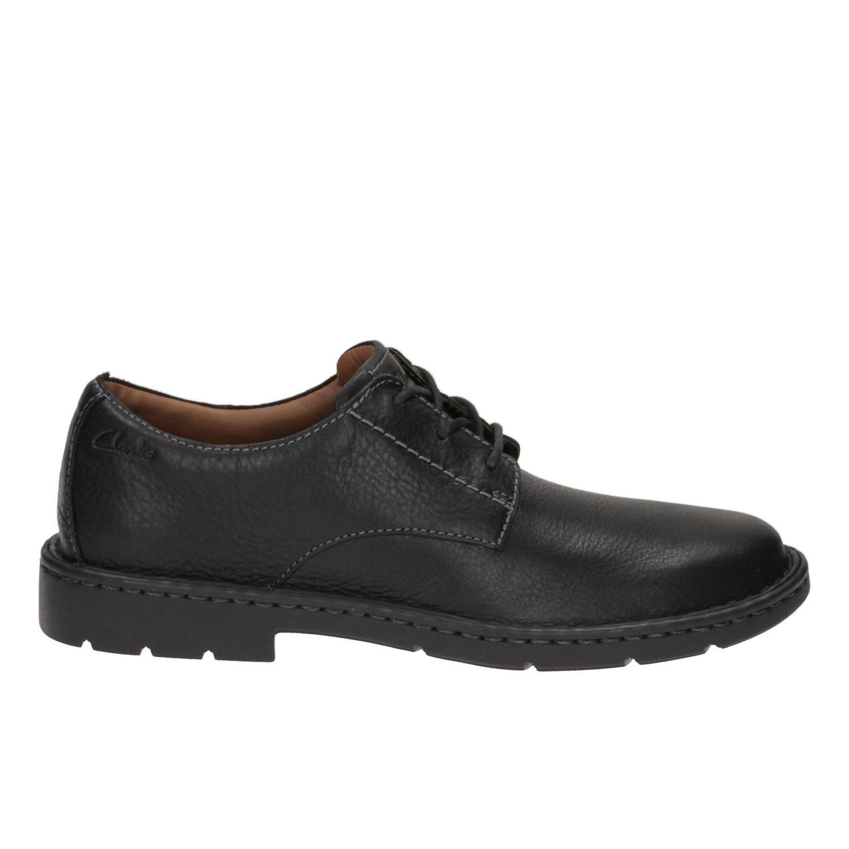 Zapatos Stratton Way Cuero Negro TN-2380081