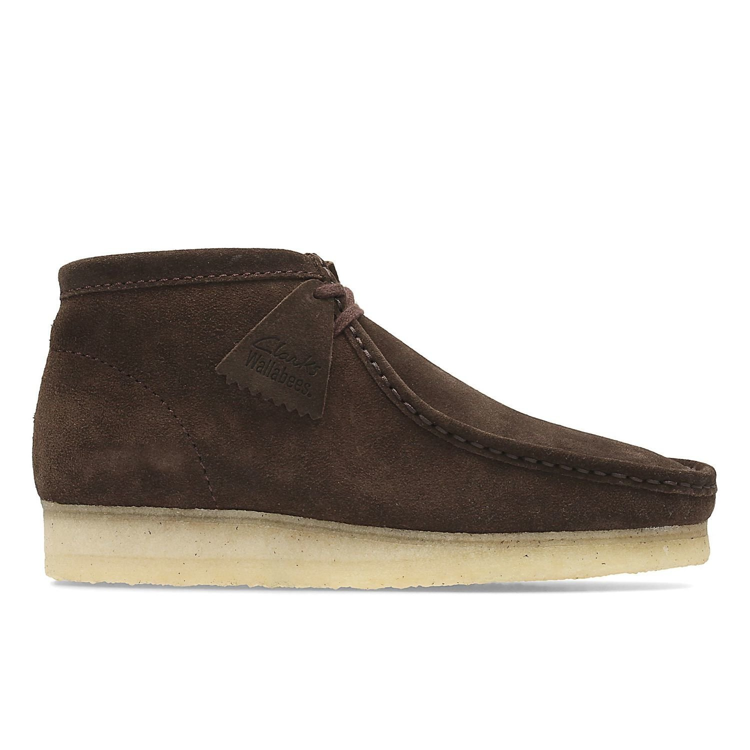 Botas Wallabee Boot Ante Marron Oscuro TN-2380236