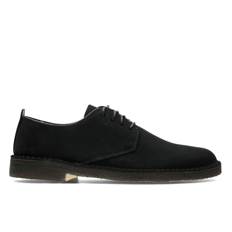 Zapatos Desert London Ante Negro TN-2380179