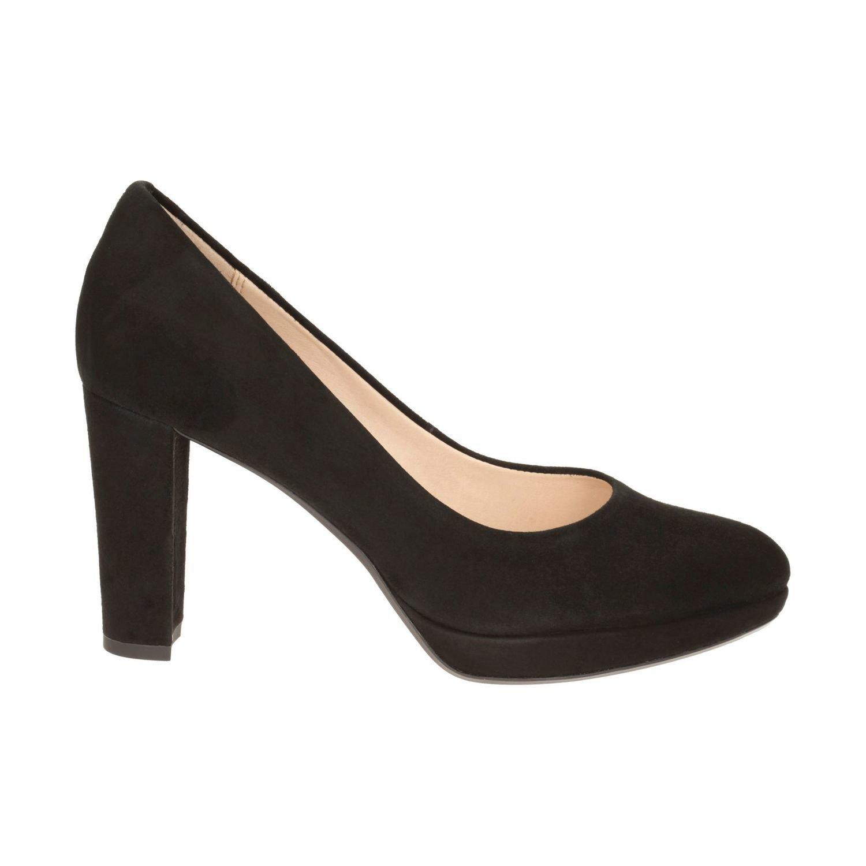 Zapatos Kendra Sienna Ante Negro TN-2380563
