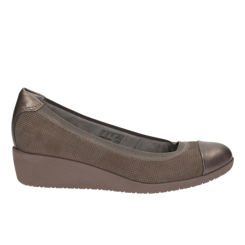 Zapatos Petula Sadie Nobuck Topo TN-2380329