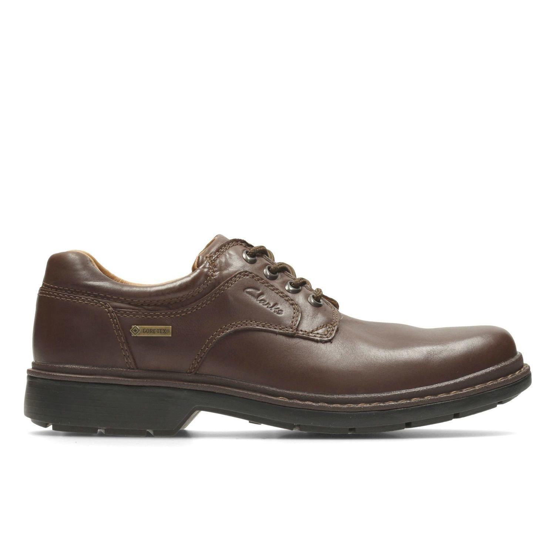 Zapatos Rockie Lo GTX Cuero Marron Marron ebano TN-2380119
