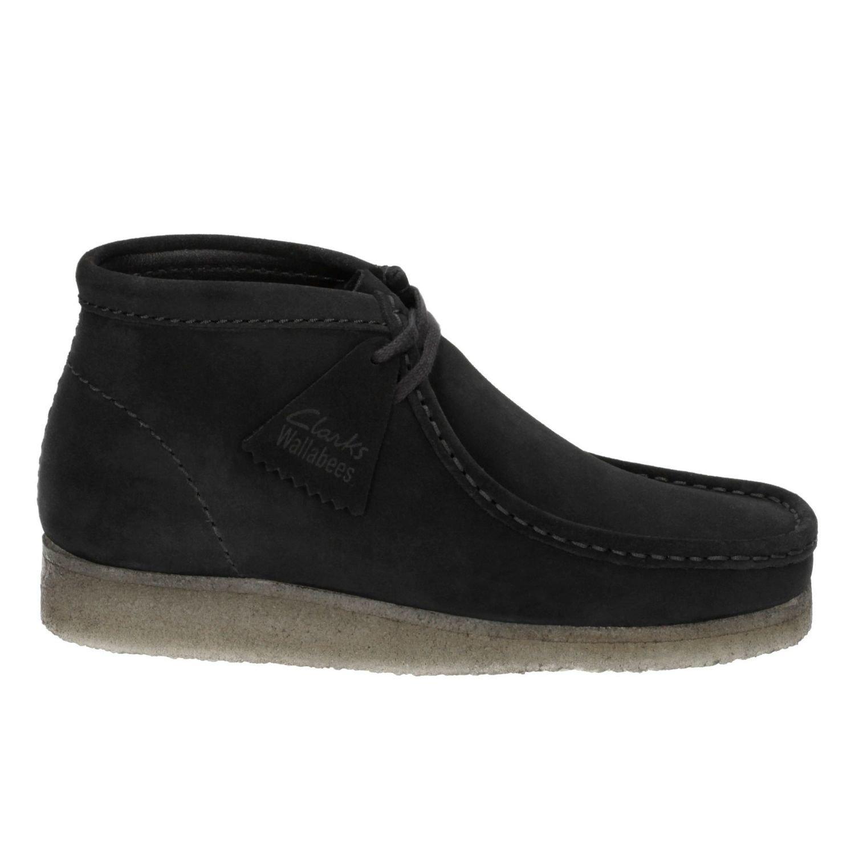 Botas Wallabee Boot Ante Negro TN-2380127