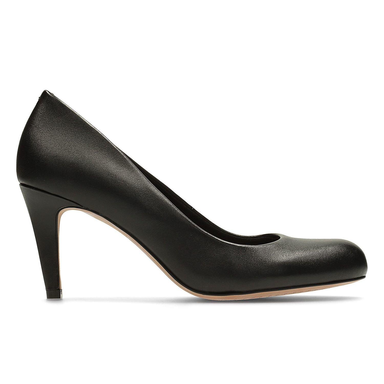 Zapatos Carlita Cove Cuero Negro TN-2380397