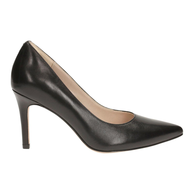 Zapatos Dinah Keer Cuero Negro TN-2380493