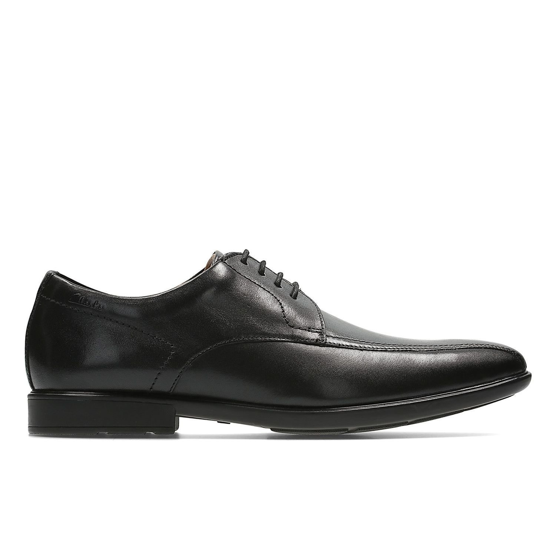 Zapatos Gosworth Over Cuero Negro TN-2380205