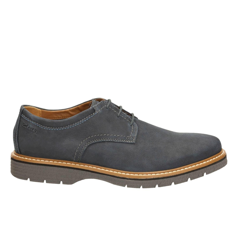 Zapatos Newkirk Plain Nobuck Azul TN-2380271