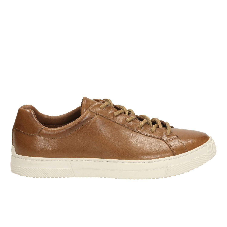 Zapatos Ballof Up Cuero Marron Tostado TN-2380474