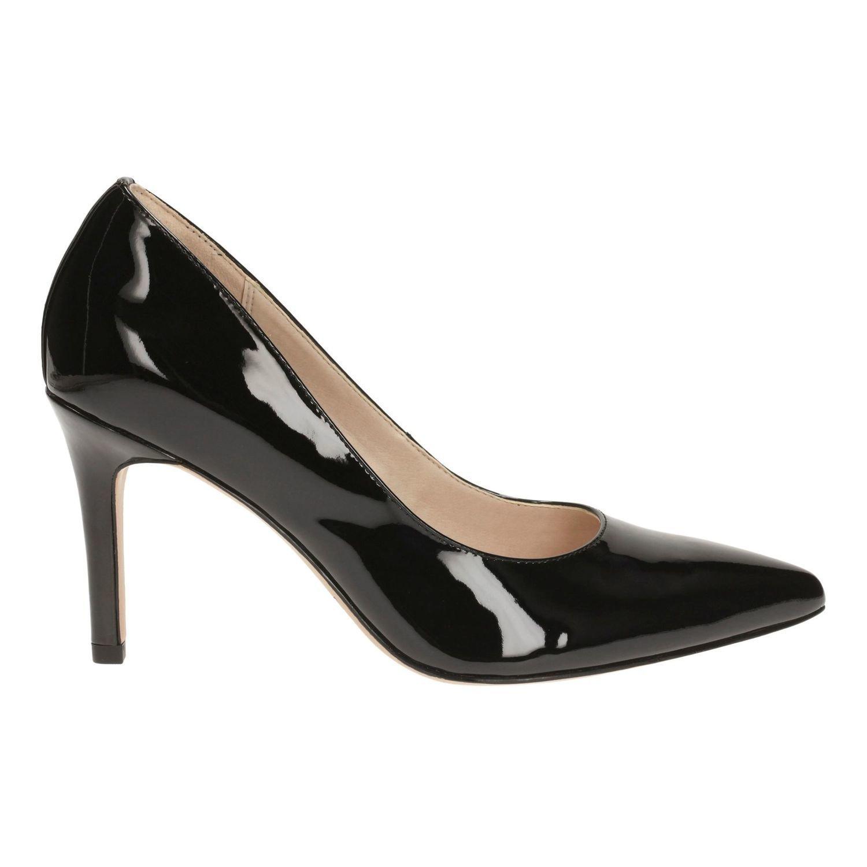 Zapatos Dinah Keer Charol Negro TN-2380372
