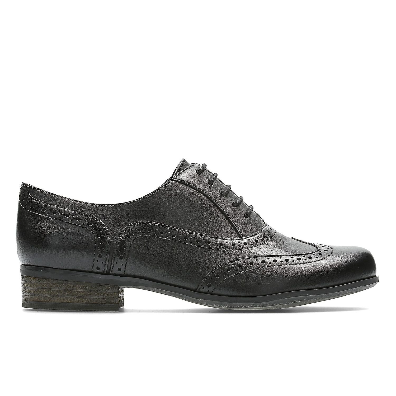 Zapatos Hamble Oak Cuero Negro TN-2380180