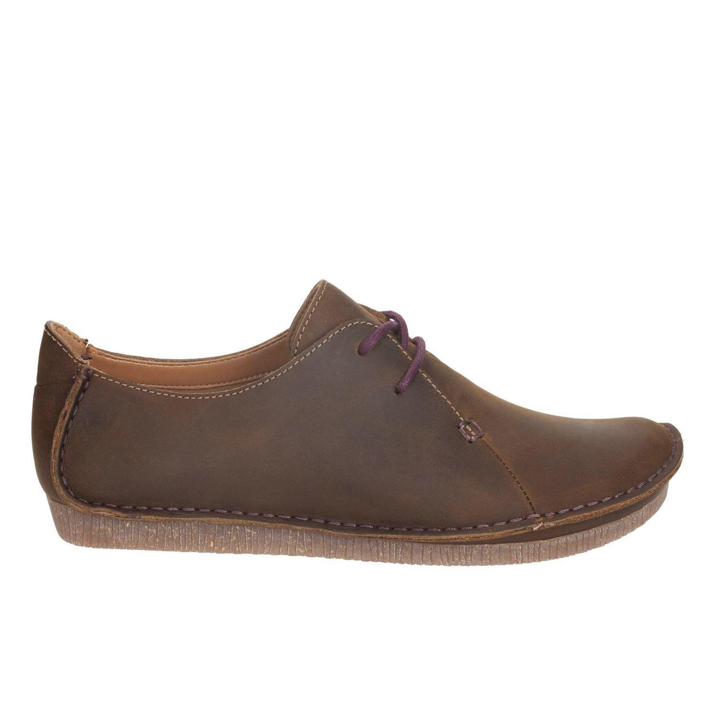 Zapatos Janey Mae Marron Encerado TN-2380312