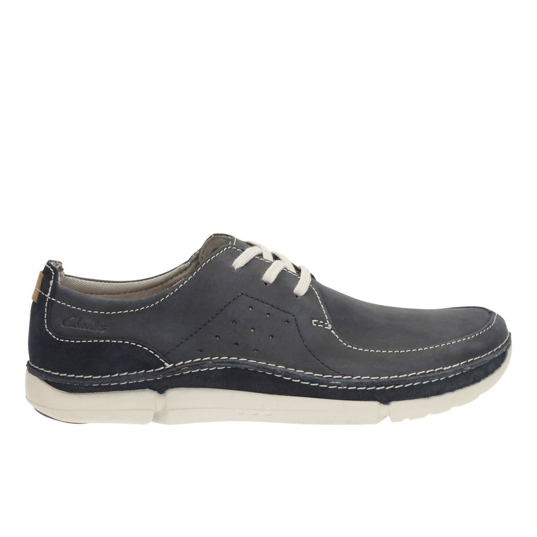 Zapatos Trikeyon Fly Cuero Marino TN-2380390