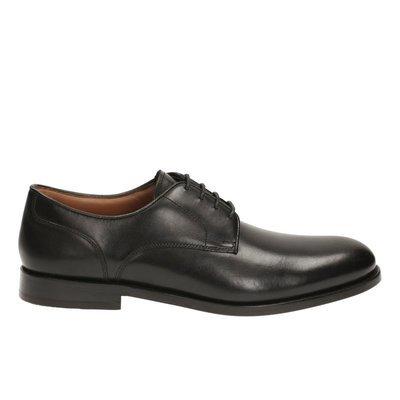 Zapatos Coling Walk Cuero Negro