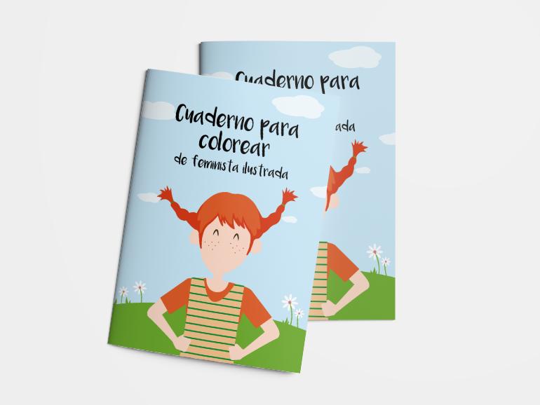 Cuaderno colorear/actividades vol.1 descargable ANTES 5.95€