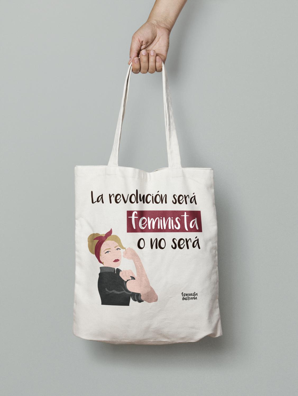 Tote-Bag Revolución feminista