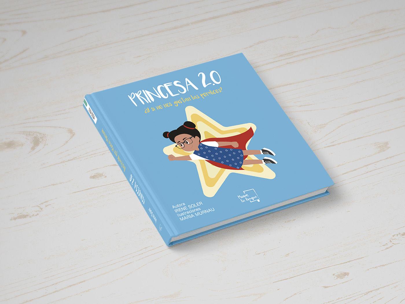 Libro Princesa 2.0