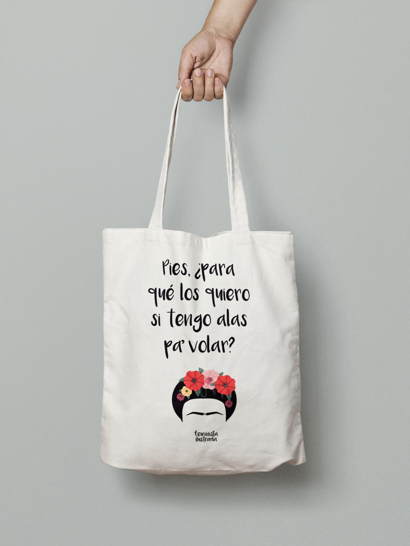Tote-Bag Frida