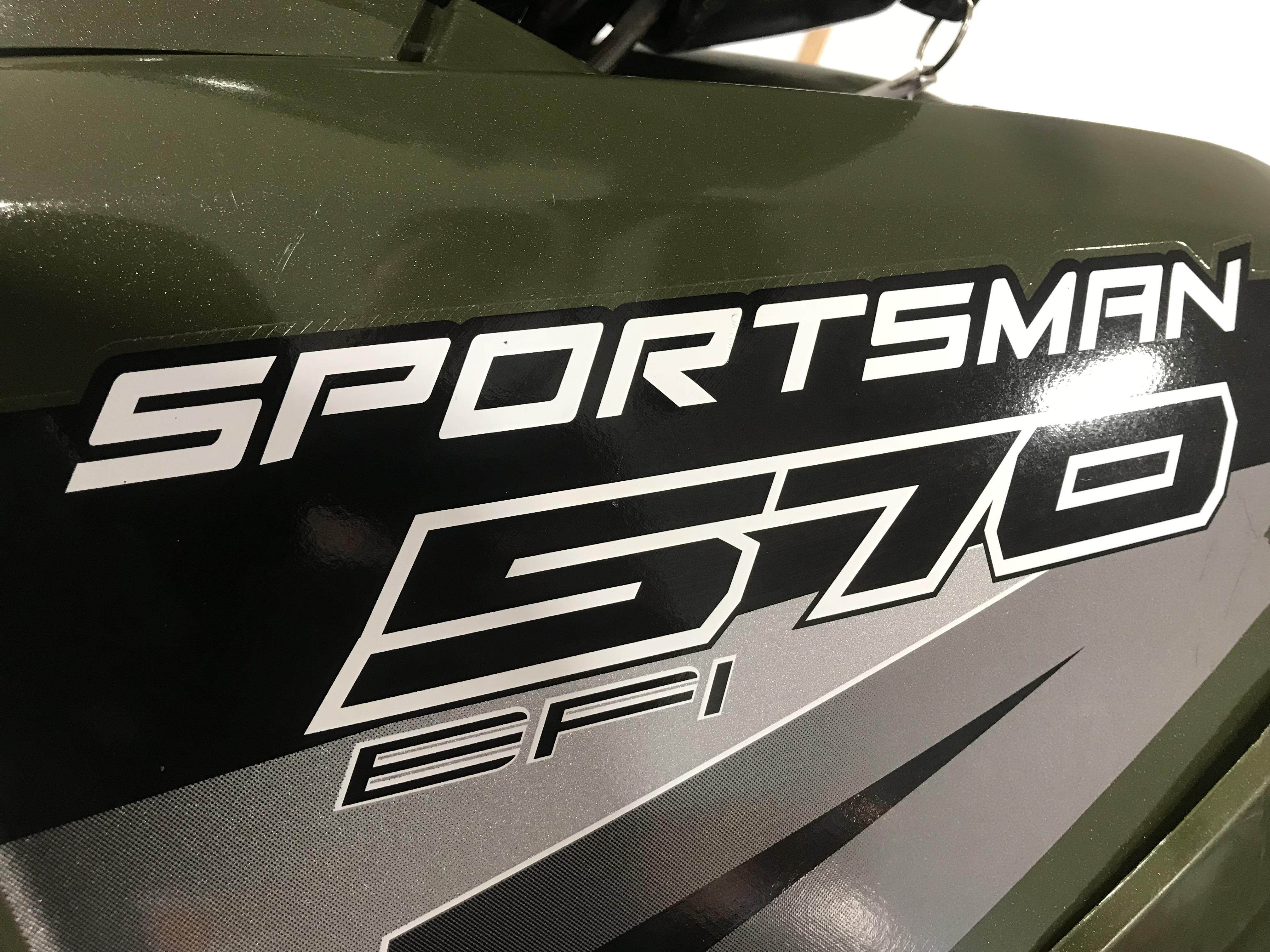 2017 Polaris Sportsman 570 EFI