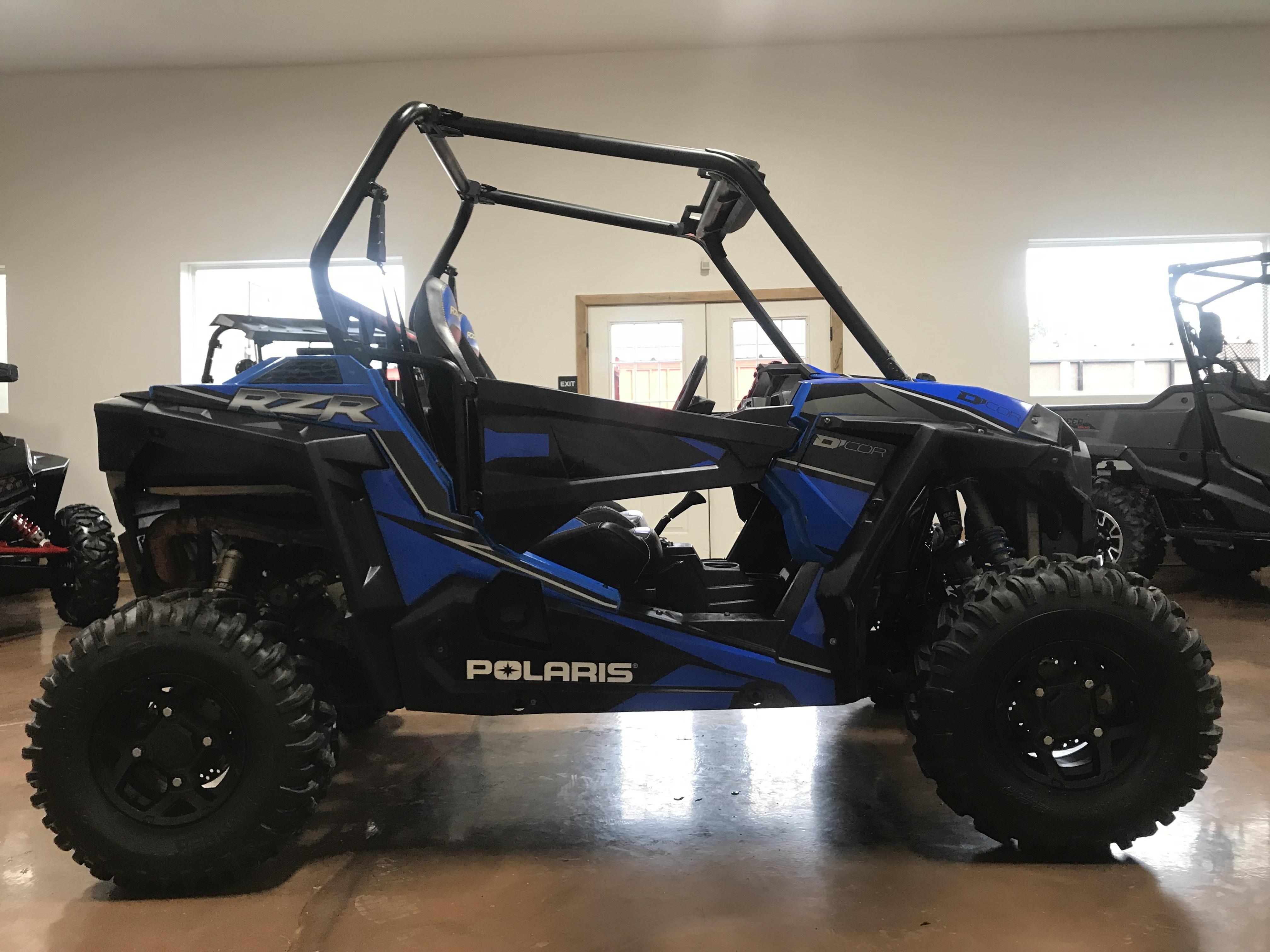 2018 Polaris RZR-S 900