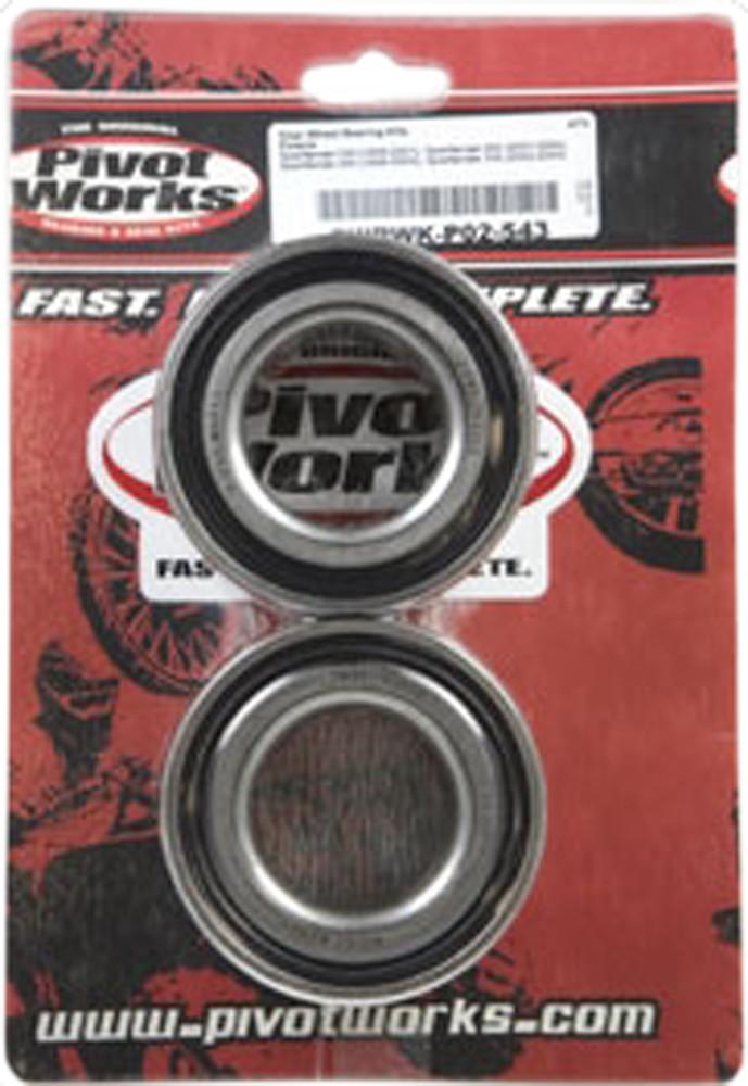 Pivot Works Rear Wheel Bearing Kit 52-0633