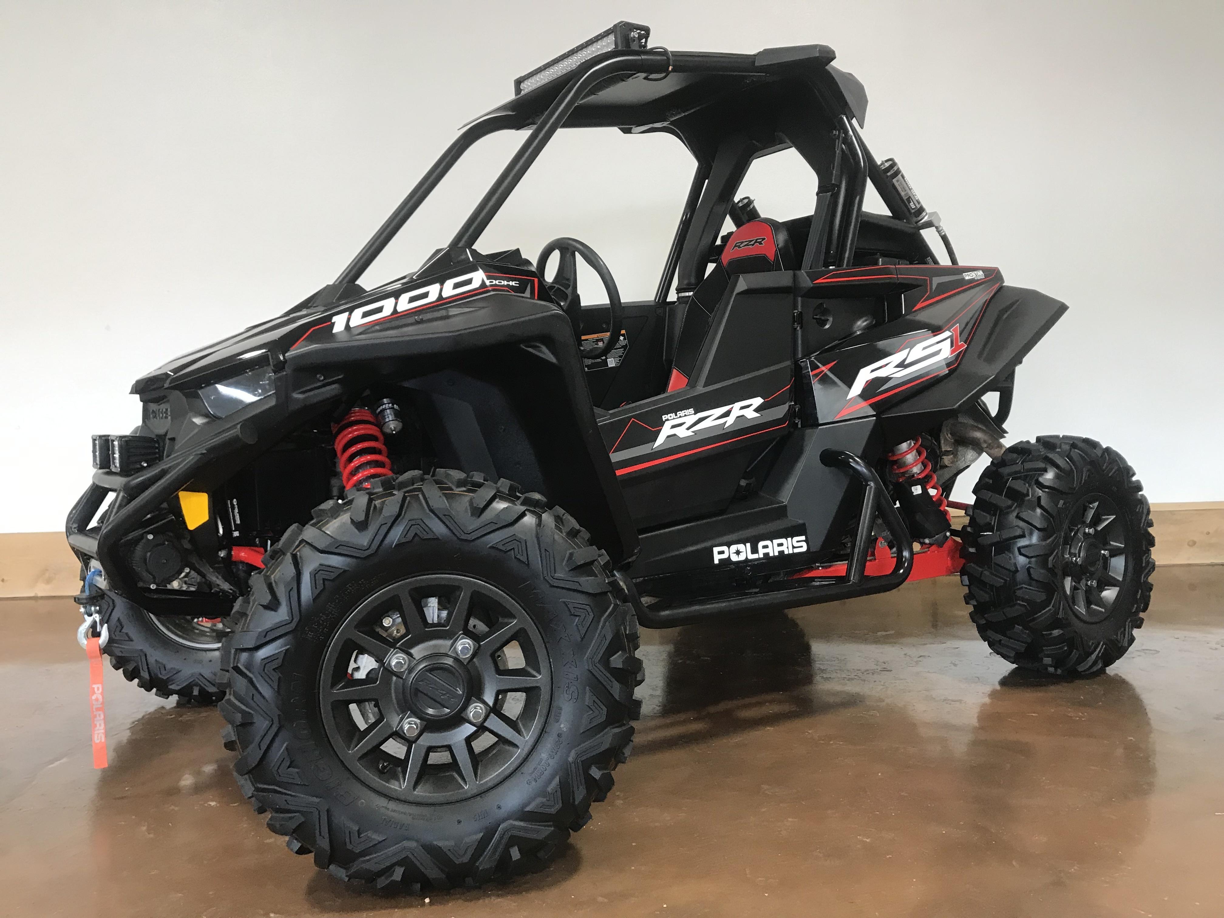 2018 Polaris RZR RS1 79744