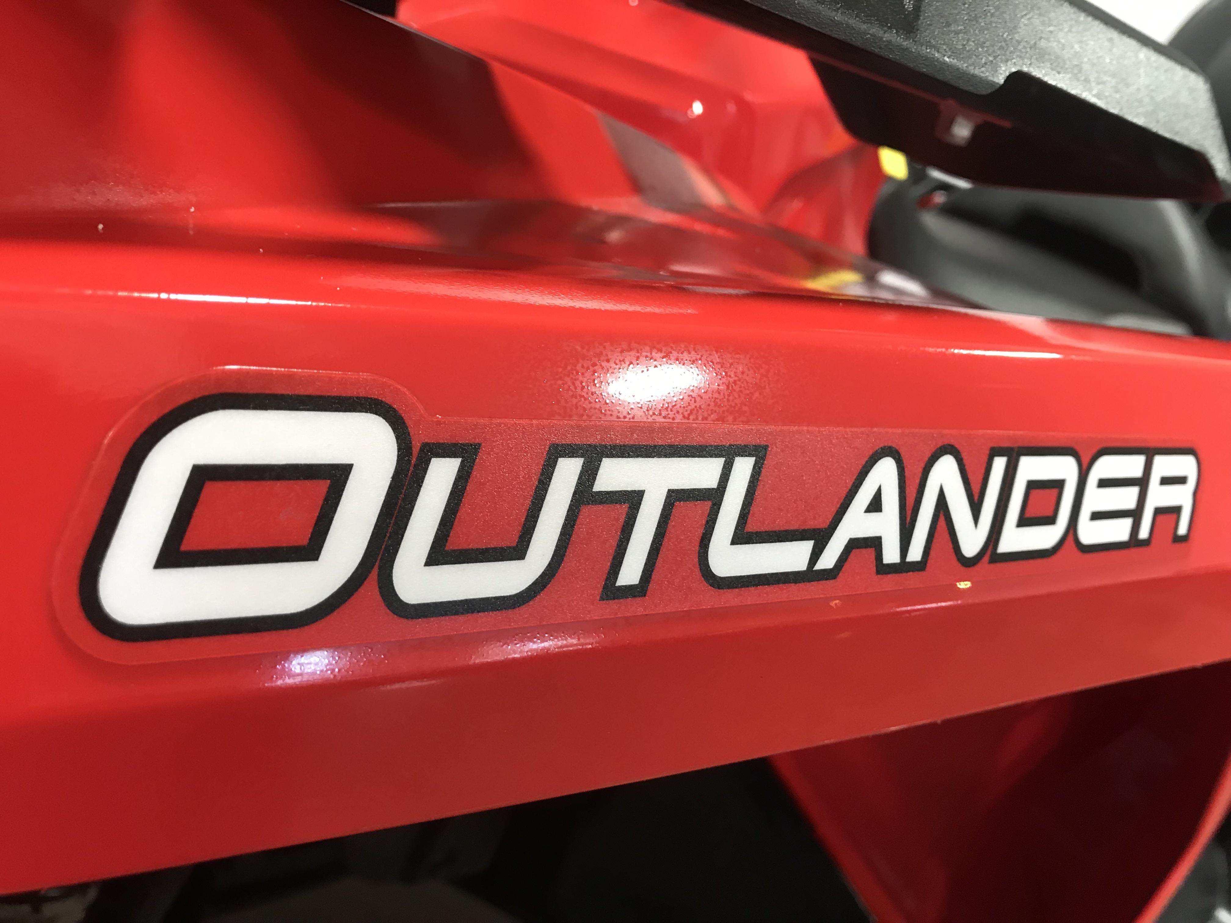 2013 Can-Am Outlander Max 650 XT