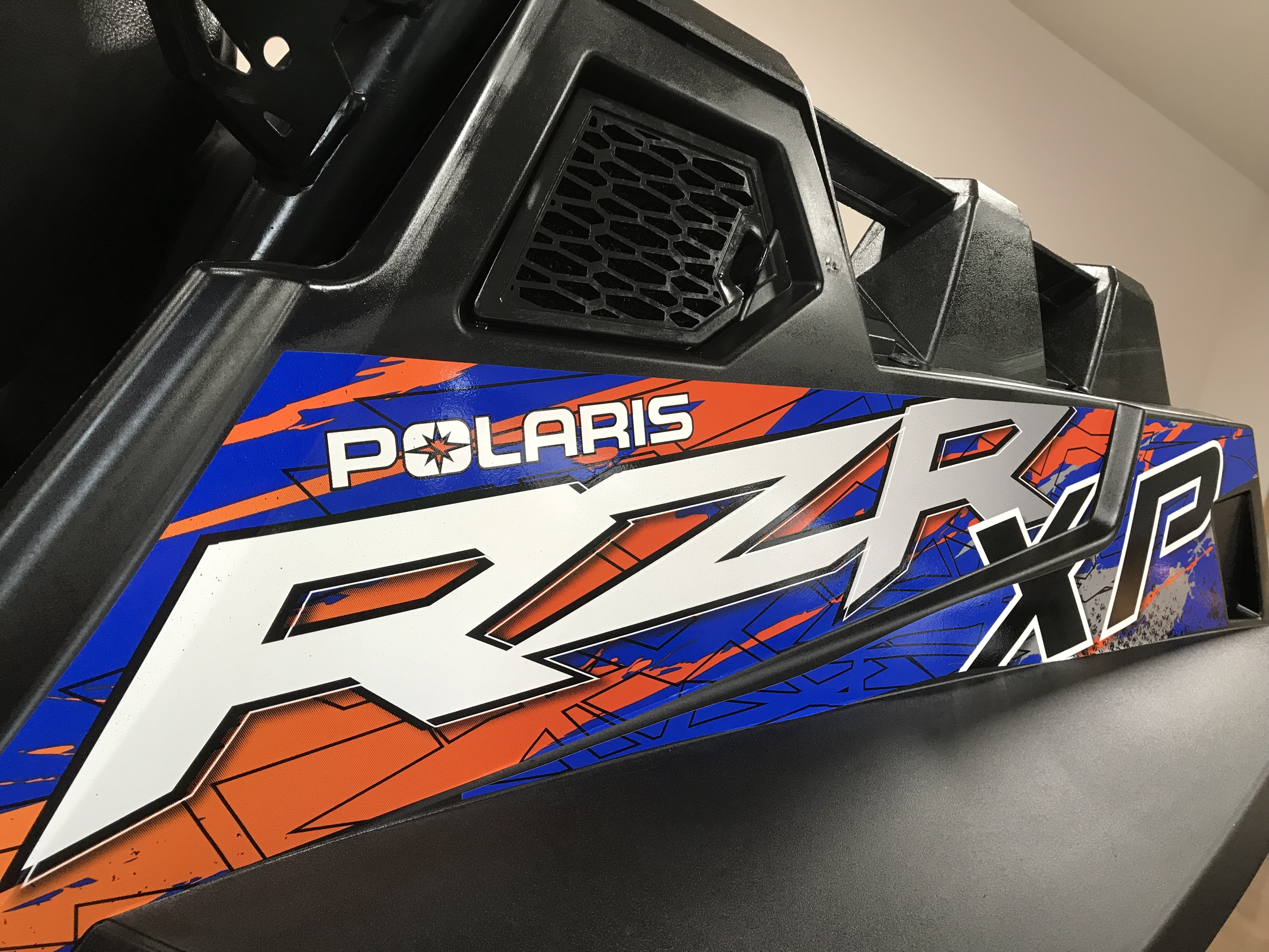 2013 Polaris RZR XP 900 EPS Limited Edition