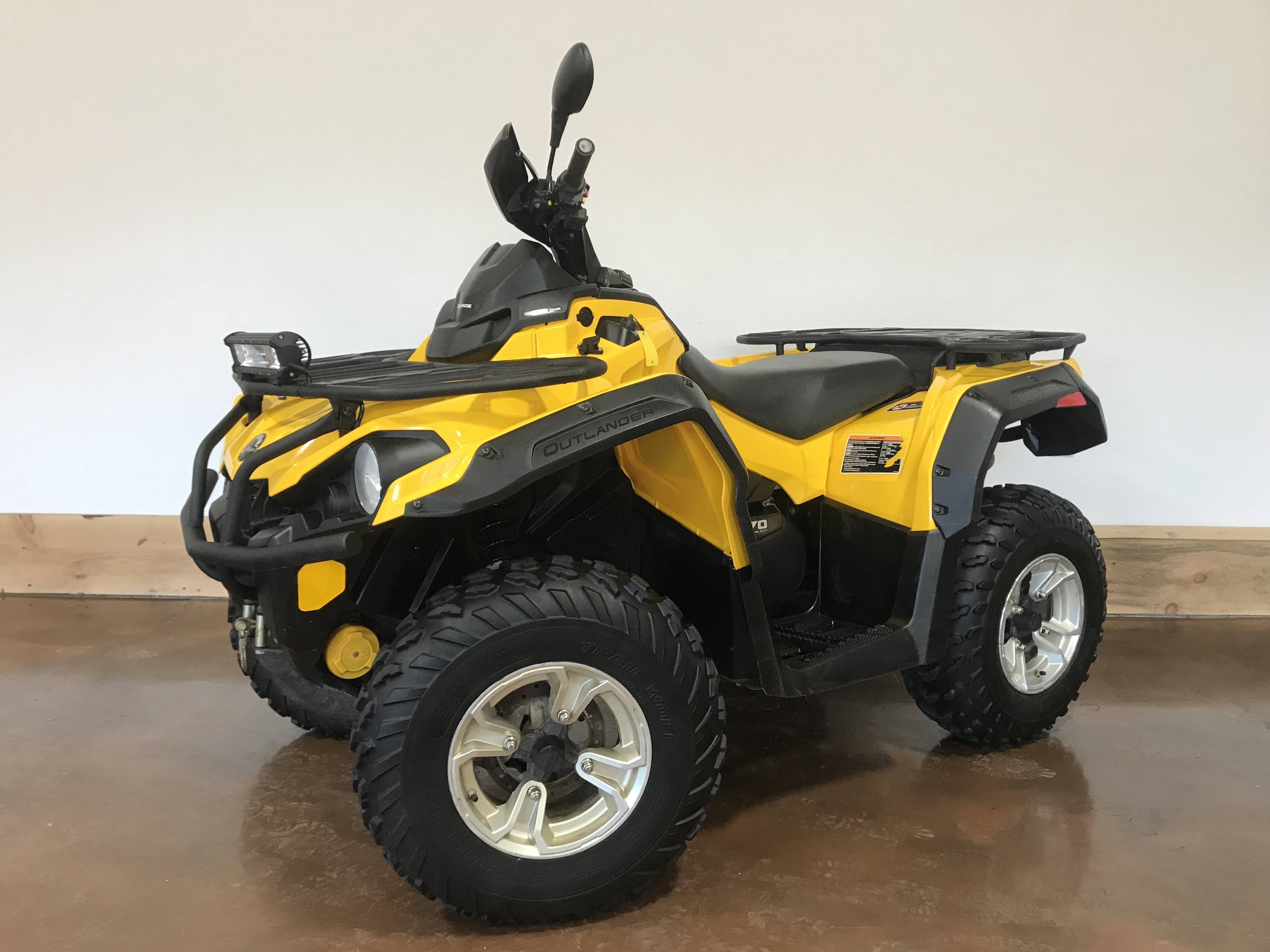 2016 Can-Am Outlander 570 DPS 79623