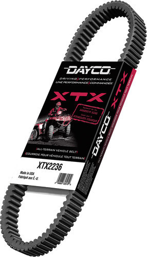 DAYCO Belt Ranger XP 1000, General 1000, 2016-17