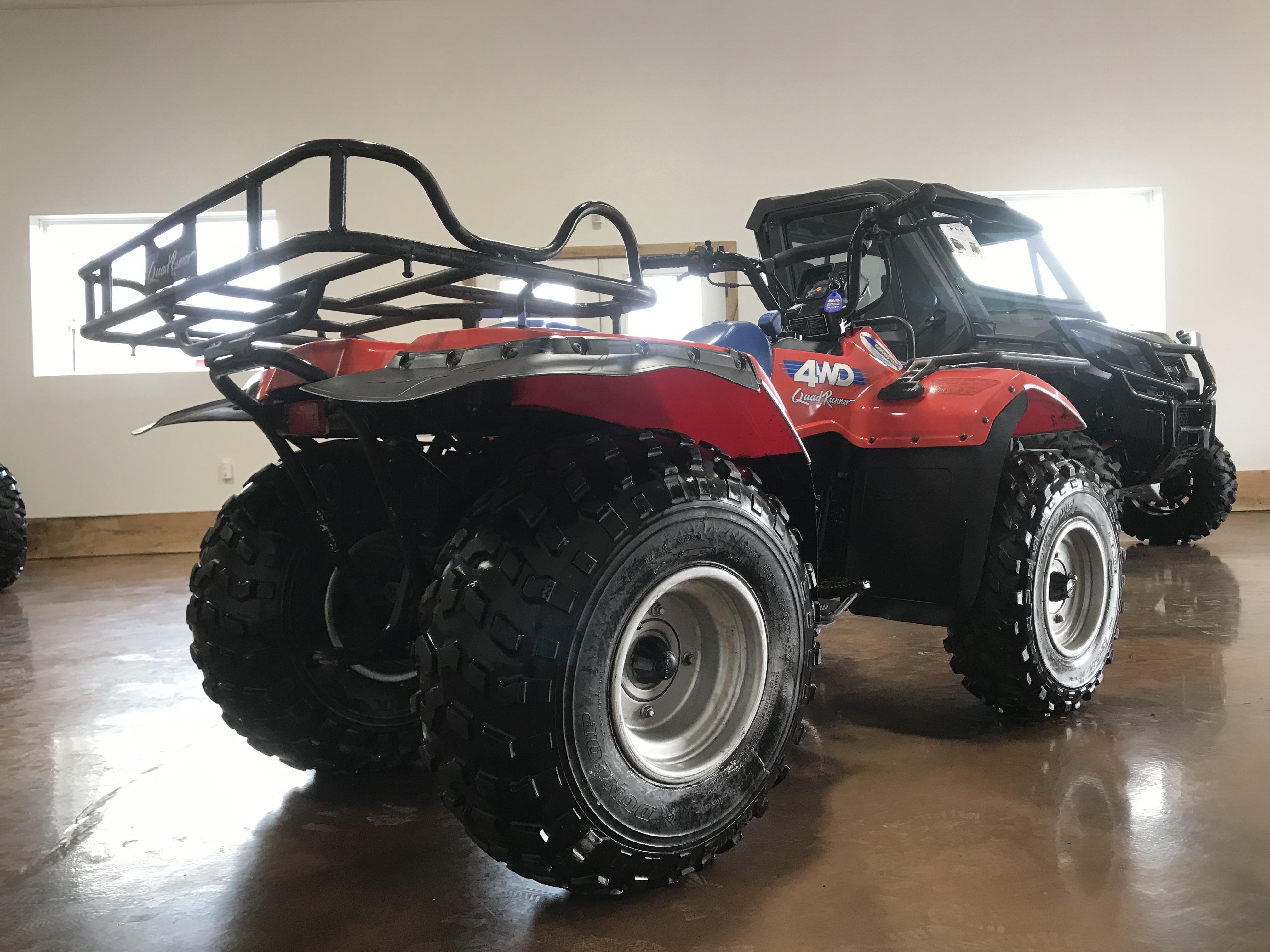 1989 Suzuki Quadrunner 250