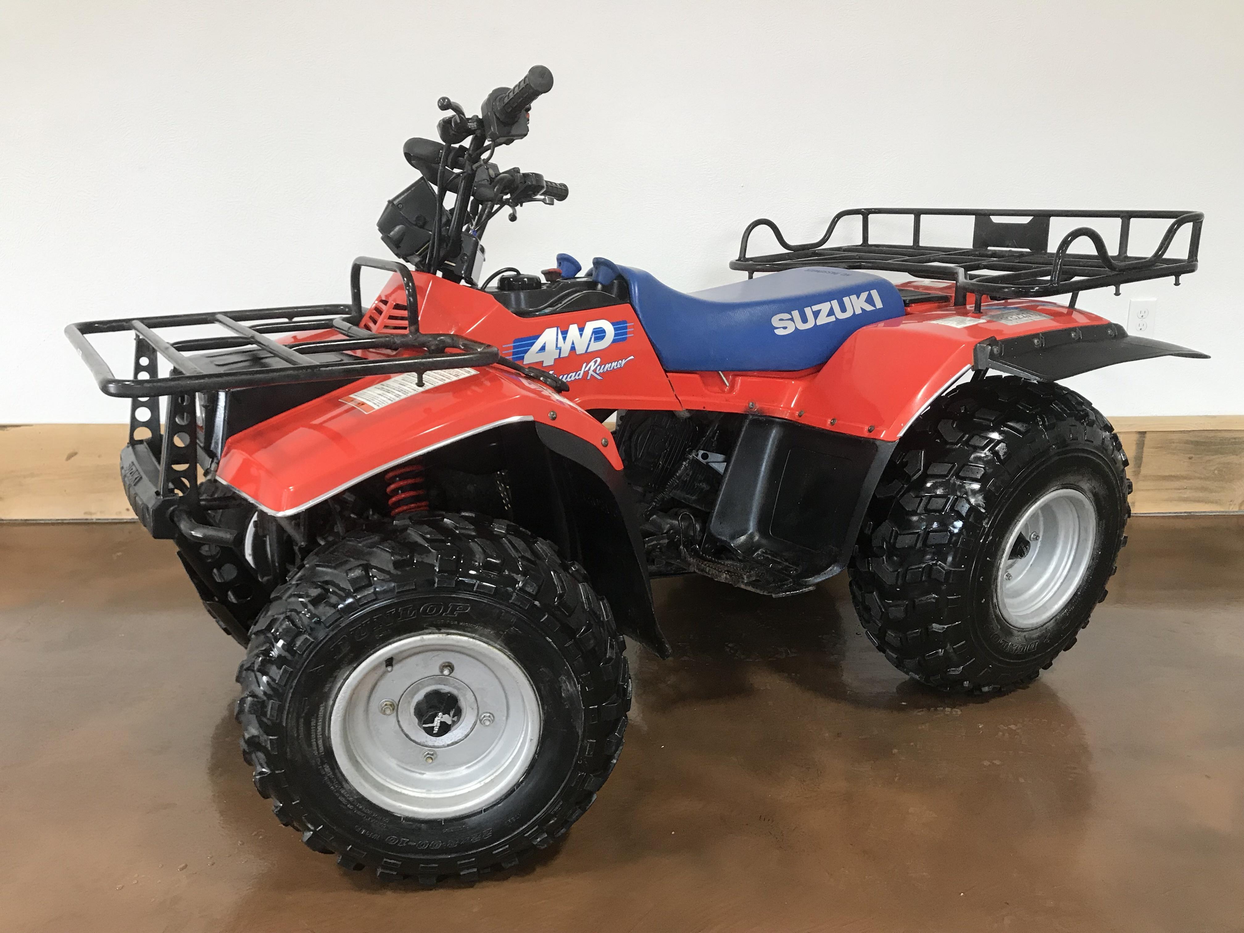 1989 Suzuki Quadrunner 250 79769