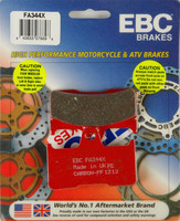 EBC BRAKE PADS FA344X