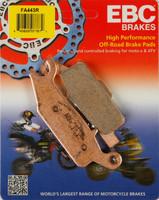 EBC BRAKE PADS FA443R