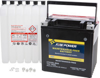FIRE POWER BATTERY CTX30L-BSA MAINTENANCE FREE