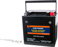 FIRE POWER BATTERY CTX30L SEALED FACTORY ACTIVATED